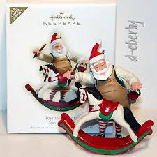 vintage rocking ornaments collection on ebay