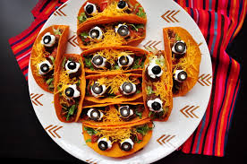 Halloween Party Ideas 32 Halloween Party Food Ideas And Snack Recipes Genius Kitchen