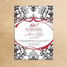 editable 60th birthday invitations