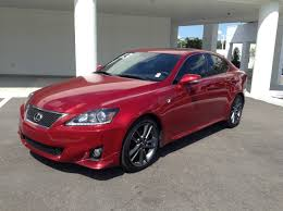 red lexus 2008 2013 lexus is 250 f sport for sale in tampa bay call for price