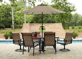 patio agio outdoor furniture red patio furniture round wooden