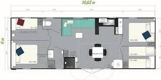 mobil home 4 chambres rentals at the csite le futur cing du futur
