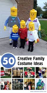 Funny Family Halloween Costume Ideas by 50 Creative Family Costume Ideas