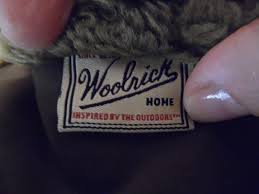 Woolrich Home Comforter Vintage Country Woolrich Home Brown Faux Suede Fur King Size