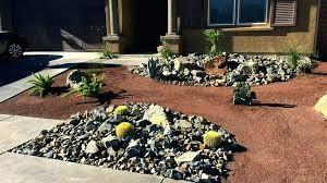 Desert Rock Garden Ideas Desert Rock Landscaping Ideas Drought Resistant Desert Landscaping