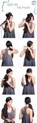 holiday party hairstyles the side ponytail tutorial