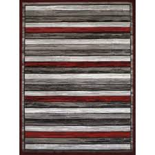 red stripe rugs u0026 area rugs for less overstock com