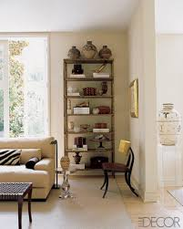 Bookcase Decorating Ideas Living Room Bookcase Design Ideas From Elle Decor Popsugar Home