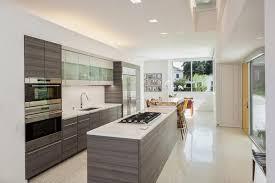 Contemporary Kitchen Islands Contemporary Kitchen Designs Kitchen Island Cooktop Terrazzo Floor