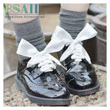 ribbon shoelaces bsaid silk ribbon shoelaces for princess women casual shoes smooth
