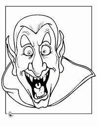halloween coloring pages free printable scary coloring