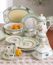 villeroy boch dinnerware garden salad plate dinnerware
