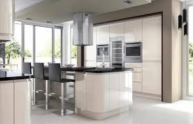 uk kitchen designs slab and shaker doors cannadines kitchens