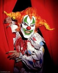 happy birthday creepy clown scary creepy clown pictures photos and images for