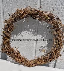 make the best of things ivy vines turned summery wreath diy