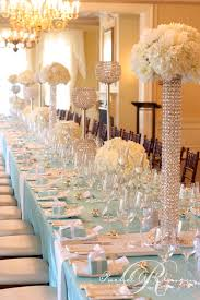 Wedding Table Centerpiece Ideas Surprising Crystals Decoration Weddings 55 With Additional Vintage