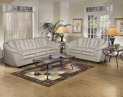 Upholstered Loveseat Chairs Stetson Mushroom Sofa And Loveseat By Serta Upholstery My