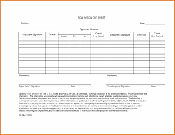 construction employee sign in out sheet template payroll ledger
