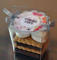 smores wedding favors s mores wedding favors from the other side of the world paperblog