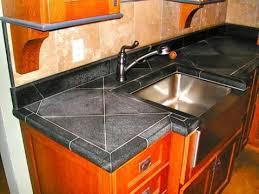 Granite Tile Kitchen Countertops by Best 20 Cheap Kitchen Countertops Ideas On Pinterest U2014no Signup