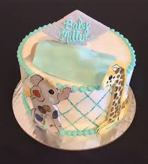 baby the perfect day cakes
