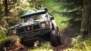 dalam kereta range rover nissan patrol gr y60 4x4 off jalan di dalam hutan youtube