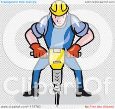 construction worker free clipart no background collection