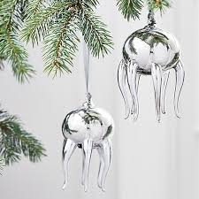 jellyfish ornament in decor cb2 modern decor