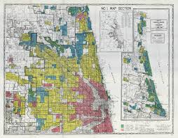 Maps Of Chicago by The Contract Buyers League Emergence Of Exploitative Contract