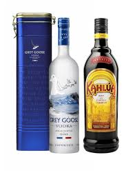 martini bottle grey goose espresso martini gift set buy online or send as a