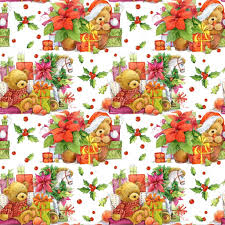 new year wrapping paper christmas seamless pattern christmas wrapping paper background