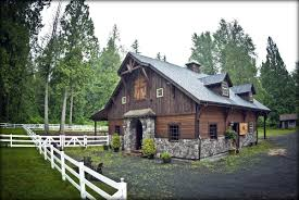 Modern Barn House Floor Plans Small Nice Pole Barn Home Interiors That Has Grey Roof Can Add The