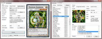 yugioh card maker 1 4 by ngoaho on deviantart