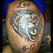 leo tattoo images u0026 designs