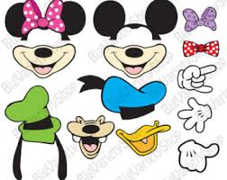 mickey mouse photo booth mickey mouse photo booth props mickey mouse birthday mickey