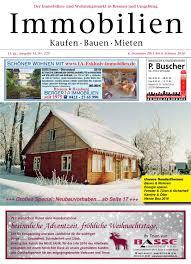 Immobilien Nurdachhaus Kaufen Kaufen Bauen Mieten Dezember 2015 By Kps Verlagsgesellschaft Mbh