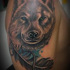 95 best tribal lone wolf tattoo designs u0026 meanings 2018