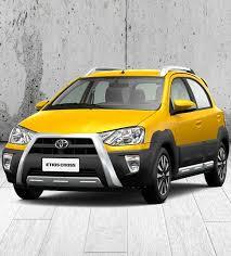 toyota new suv car toyota to launch a mini suv based on etios platform rediff com