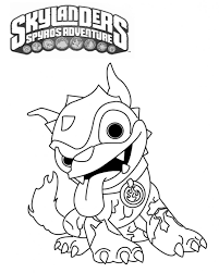 printable coloring book printable skylanders coloring pages