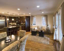 Kitchen Living Room Design Ideas Kitchen Living Room Combo Dgmagnets Com