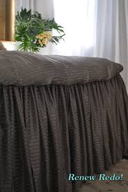 top bed sheets renew redo ruffled bed from bed sheets how to