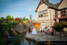 greenville wedding venues the hollows at mountain joseph wedding