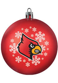louisville cardinals ornaments louisville cardinals
