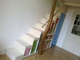 treppe bauanleitung die besten 25 etagenbett mit treppe ideen auf