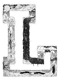 29 best letter l images on pinterest letter l fonts and hand