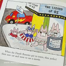 the dumb bunnies easter 웬디북 영어원서 전문서점