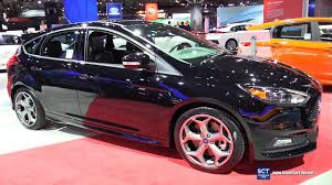 New Focus Interior 2017 Ford Focus St Hatch Exterior And Interior Walkaround 2017
