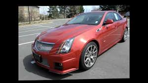556 hp 2011 cadillac cts v for sale from newcarscolorado com youtube