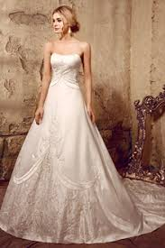 Stylish Wedding Dresses Under 100 Embroidered Wedding Gowns Stylish Wedding Gown