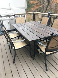 Glass Top Patio Tables Replacement Outdoor Table Tops Replace Glass Patio Table Top With